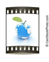 earth., תפוח עץ, סרט מתפשט