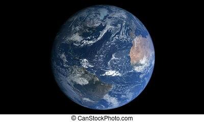 Planet earth (loop)