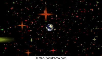 Earth among the stars