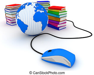 Earth and distance learning