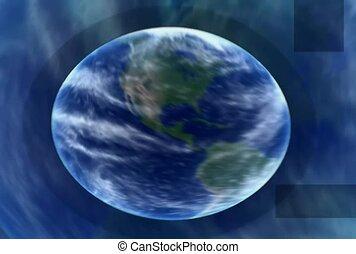 Earth Blob