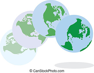 Earth Bouncing