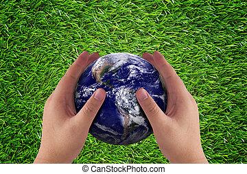 Earth Care Concept