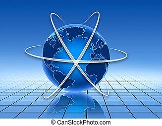 earth communication