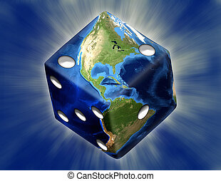 Earth Dice