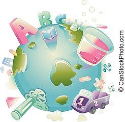 Earth Education Design