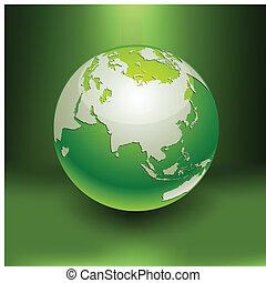 Earth - Eurasia.