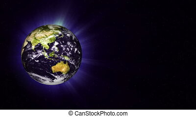 Earth Global Warming Change 3