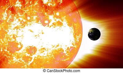 Earth Global Warming Change 4