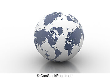 earth - globe