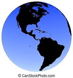Earth Globe - Earth globe