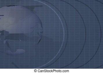 Earth, globe, spin