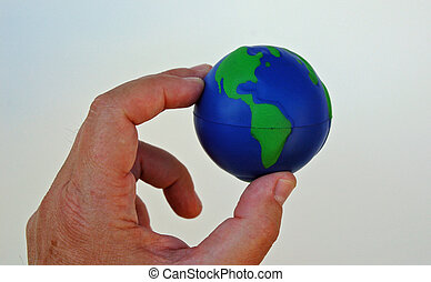 Earth in Hand Two