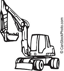 Earth Moving Vehicles