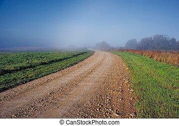 Earth Road