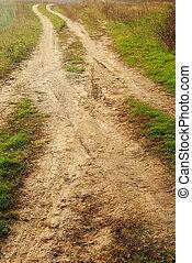 earth road i