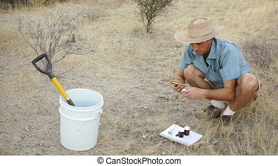 Earth Science Male Recording Sample