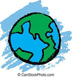 Earth Sketch