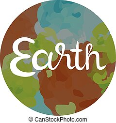 Earth symbol of the four elements - Earth symbol of The Four...