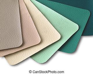 Earth Tone Leatherette color sample