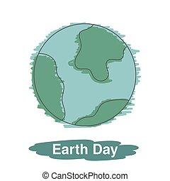 Earth world planet