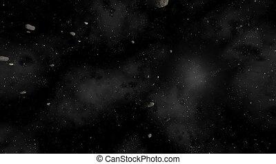 Earth Zoom Out-Kuiper Belt-Milkyw 3/3