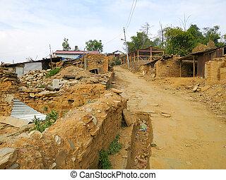 Earthquake Cleanup