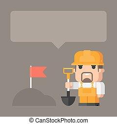 earthworks, építő, fogalom