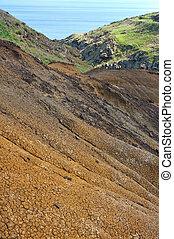 East coast of Madeira island