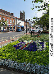 East Grinstead in Bloom