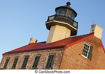 East Point Lighthouse in New Jersey