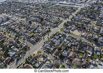 East San Fernando Valley Aerial