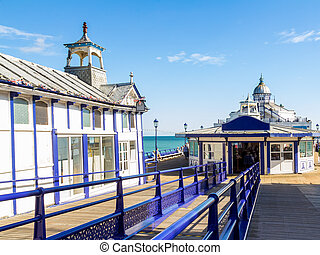 Eastbourne East Sussex - Eastbourne Pier, East Sussex...