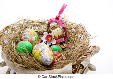 easter αβγό , μέσα , καλαθοσφαίριση