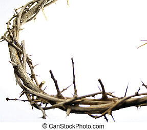 Easter - A crown of thorns