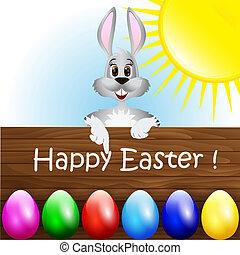 Easter background