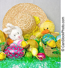 Easter Bunny & Friends