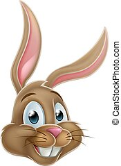 Easter Bunny Rabbit Cartoon