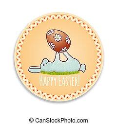 Easter Bunny Vector4