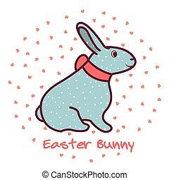 Easter Bunny Vector6