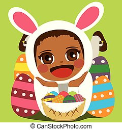Easter Chocolates Eggs