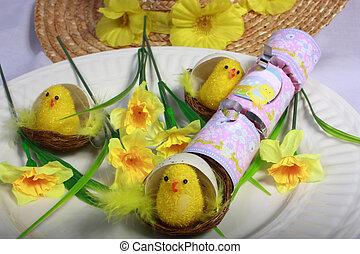 Easter cracker