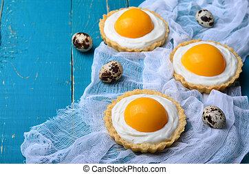 Easter Dessert Tartlets
