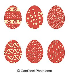 Easter egg collection