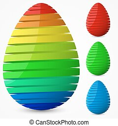 easter egg design.