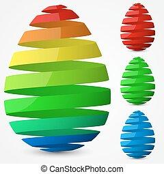 easter egg design.