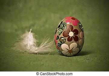 Easter egg   - easter egg