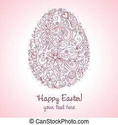 Easter Egg Pink