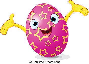 Easter Egg Presenting