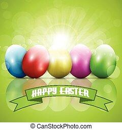 easter eggs 2302